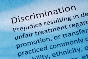 discrimination-def